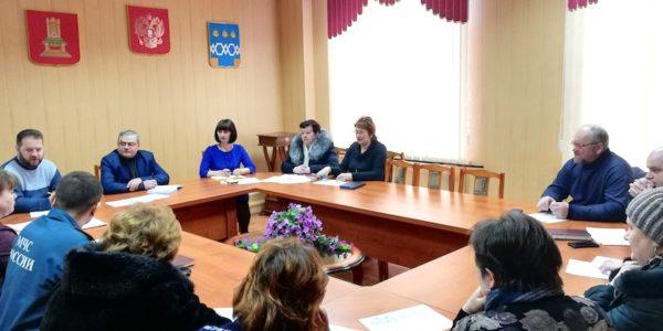 В администрации Максатихинского района состоялось заседание оргкомитета по проведению праздника Широкой Масленицы