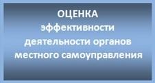 Опрос об эффективности деятельности руководителей органов местного самоуправления